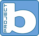 Project B logo