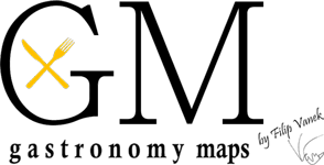 Gastronomy maps logo