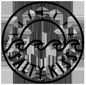 salty kiss logo