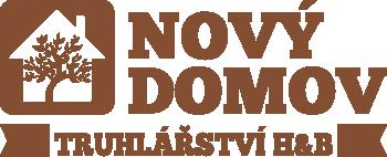 Truhlářství Nový Domov logo