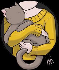Cat Mom - logo